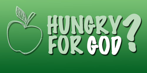 Hungry For God? Youth Devotion