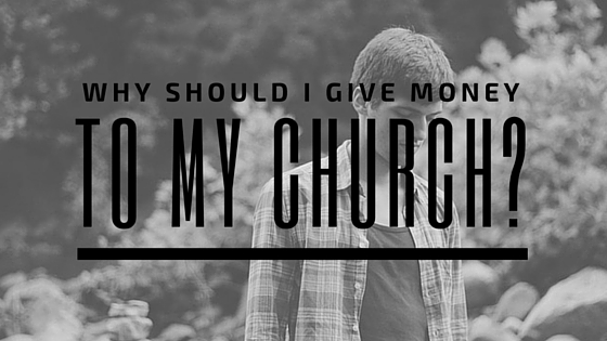 Teen Devotion and Youth Lesson - why should I give money