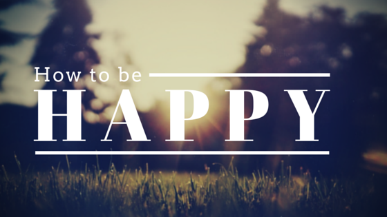 Teen Devotion on How To Be Happy