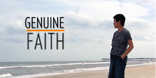 Devotion for Teens - Genuine Faith