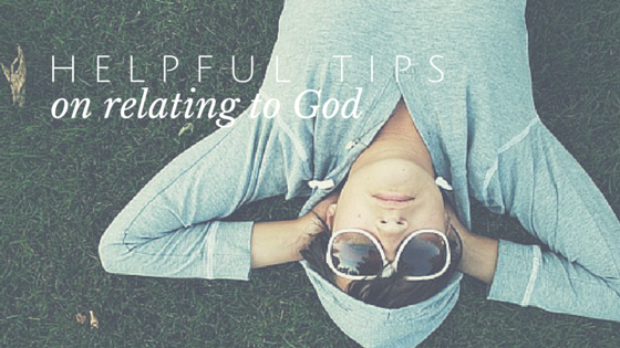 Teen Devotion on Relating to God
