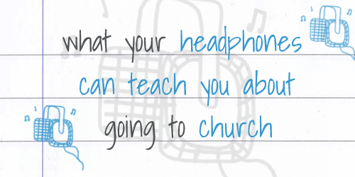 Lesson for Teens on Church
