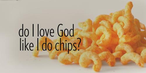 teen lesson on loving God