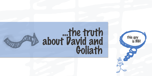 Youth Devotion on David and Goliath