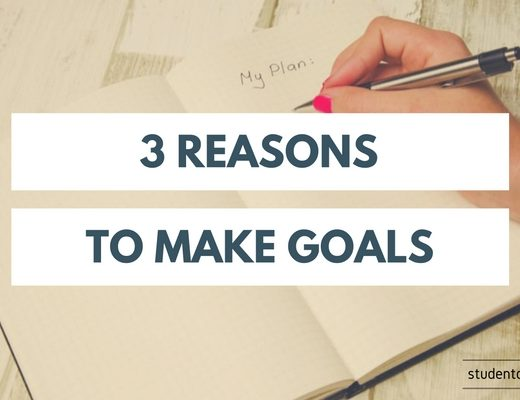 3 Reasons to Make Goals For Teenagers - Youth Group