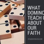 Dominos Photo Teaching Teenagers About Faith