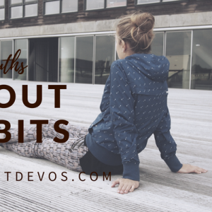 Teen Devotion About Habits