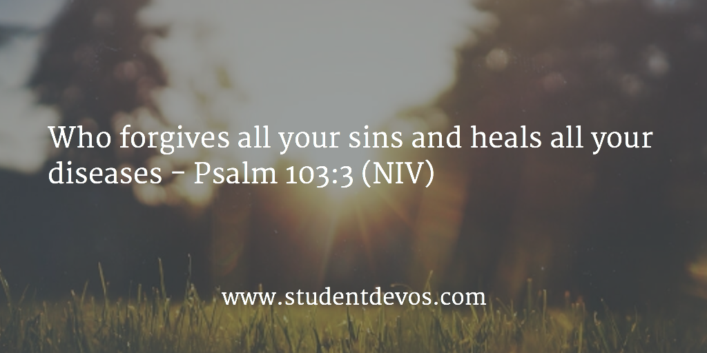 daily-bible-verse Psalm 103