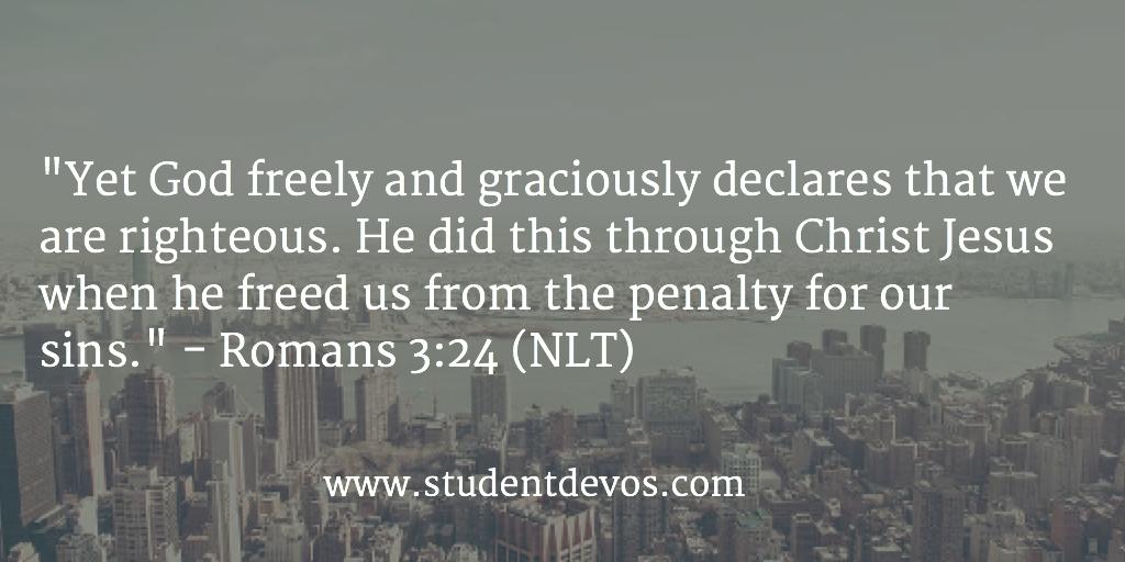 Daily Devotion & Bible Verse