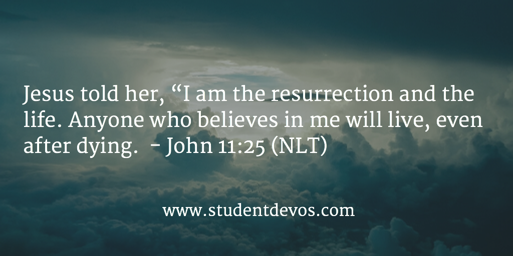 Daily Bible Verse Devotion on Believing in Jesus