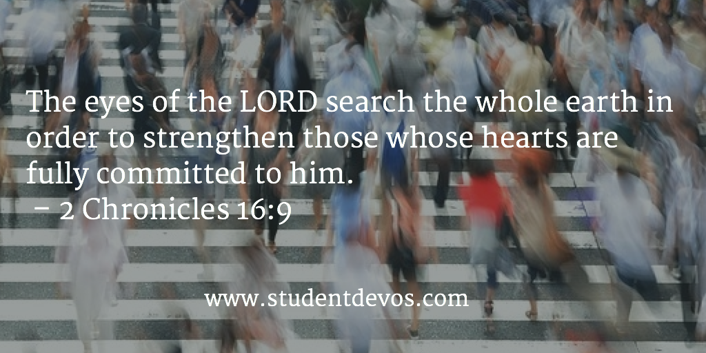 Daily Bible Verse For Teens and YOuth Devotion