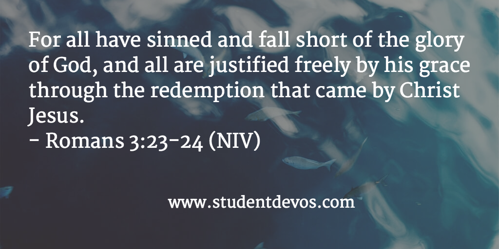 Daily Bible Verse and Devotion for August 25