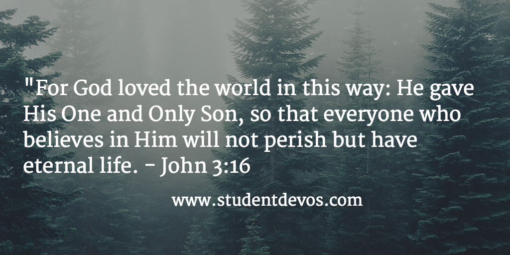 Daily Bible Verse And Devotion - September 2