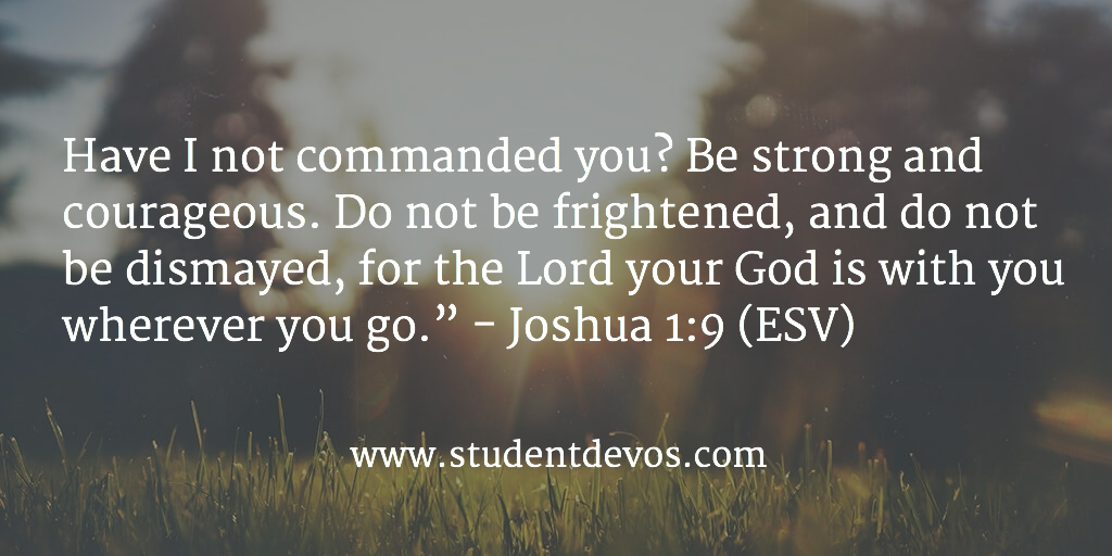 Daily Bible Verse August 6