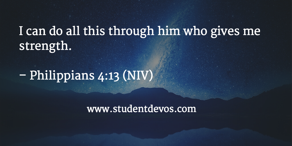Daily Devotional and verse of the day Sept 6