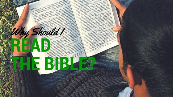 Teen Devotion why should I read the Bible