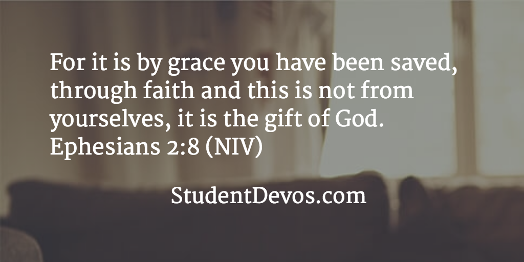 Picture Quote On Ephesianns 210 Niv: Daily Bible Verse And Devotional - December 29