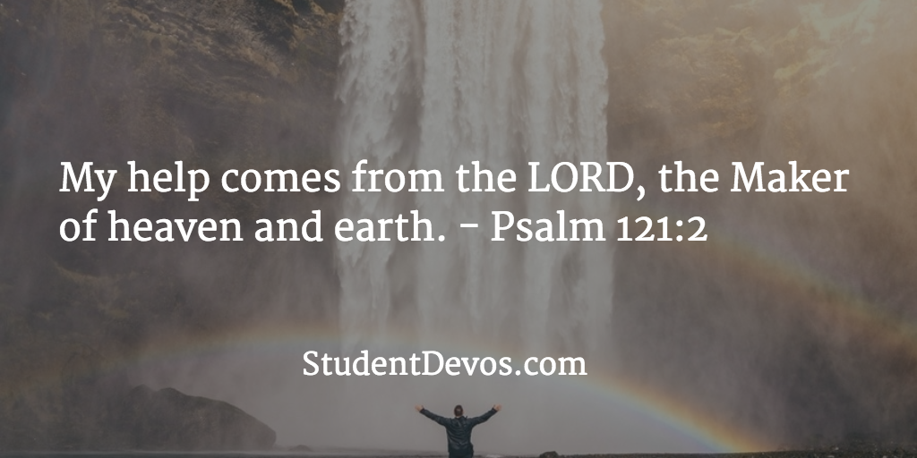 Bible Verse and Devotion - Daily