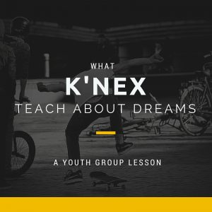 Youth Group Lesson Outline and Powerpoint