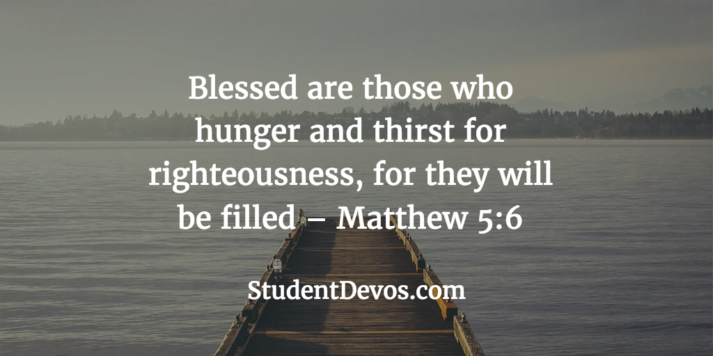 Daily Bible Verse and Devotion