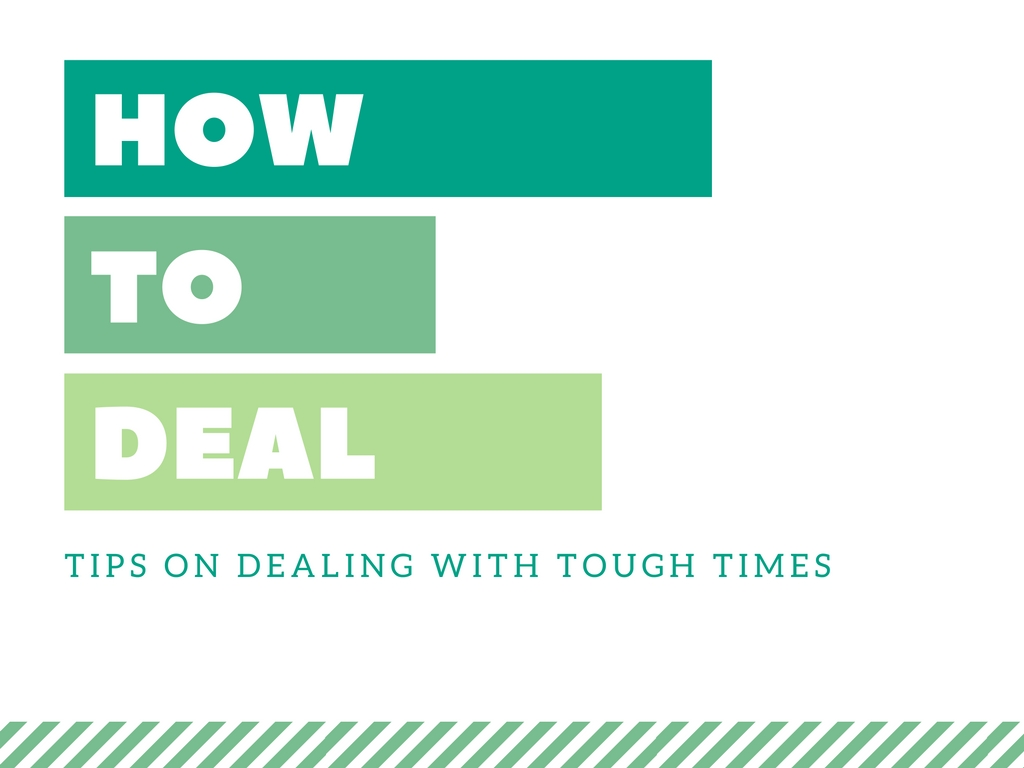 Youth Leader Resource, Lesson Outline on Tough Times