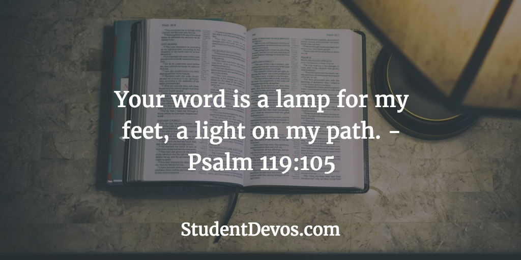 Devotion on the Power of God's Word in Our lives