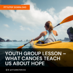 Teen Devotion - Canoes and Hope Icon