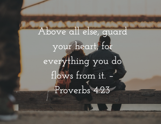 Bible Verse and Devotion for Teens on Guarding Your Heart