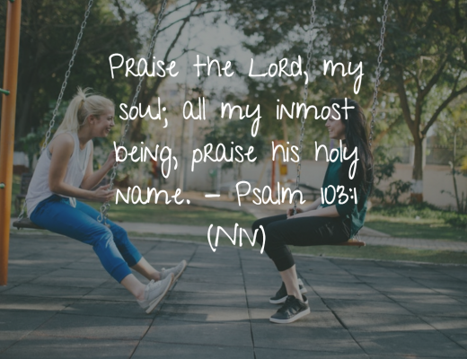 Daily Bible Verse on Praise for Teens