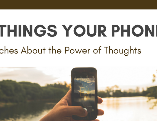 Teen and Youth Devotion on The Power of Your Thoughts