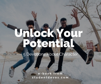E-Book - Unlock Your Potential - 5 Devotions on Character