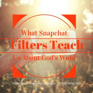 Teen Devotion Snapchat filters