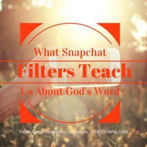 Teen Devotion Snapchat filters