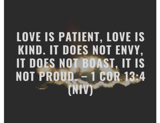 Teen Devotion Love is Patient