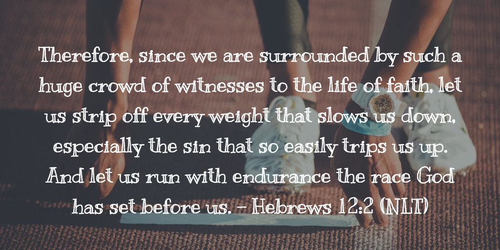 Hebrews 12:2 Daily Bible Verse for Teens