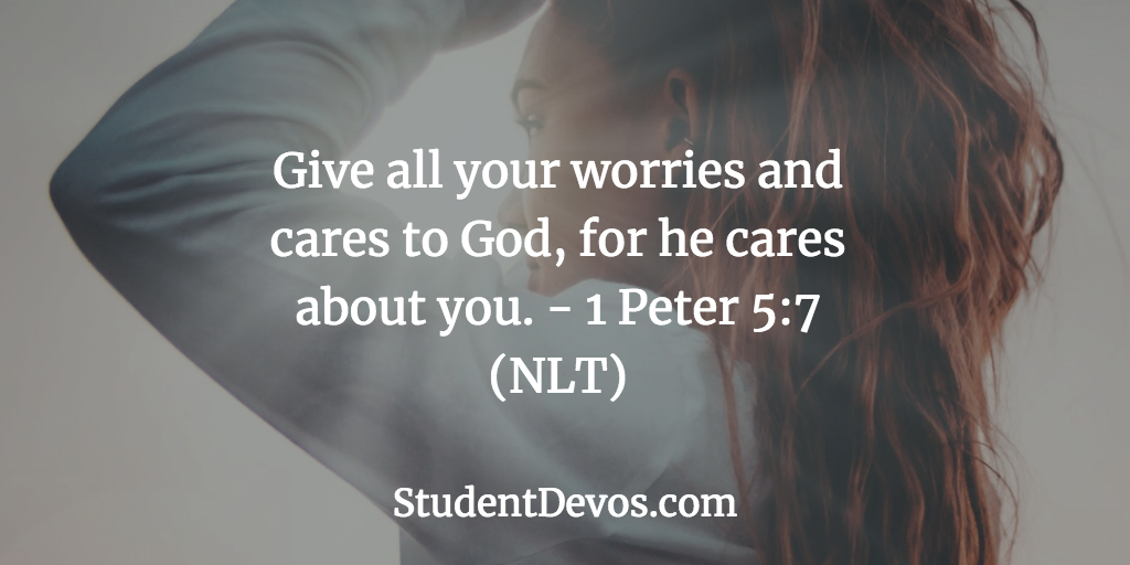 Teen Bible Verse and Devotion