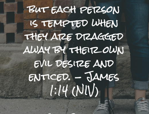 Teen and Youth Devotion on Temptation
