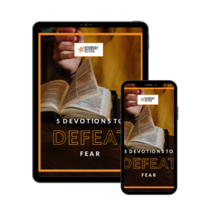 5 devotions to defeat fear ebook icon