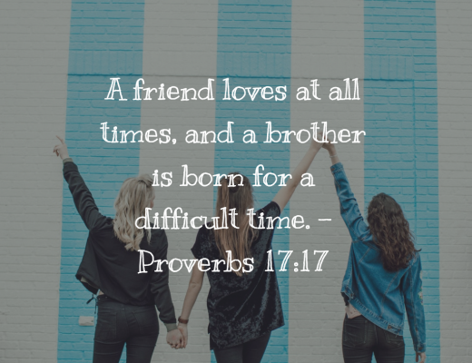 Daily Teen Devotion - Friends