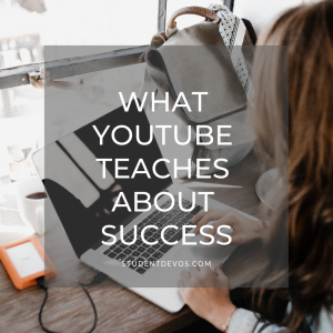 Success and YouTube Teen Devotion