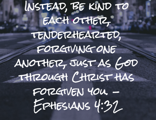 Youth Devotion - Ephesians 4:32