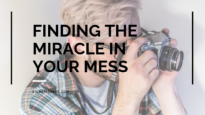 Teen Devotion and Bible Verse on Miracles