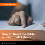 How to Read the Bible and Not Fall Asleep Icon