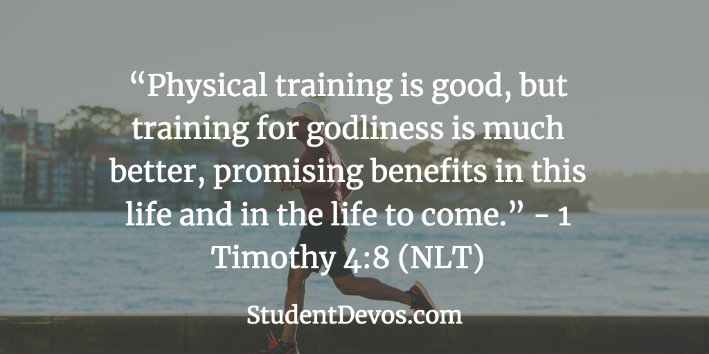 Bible verse and Devotion on Godliness