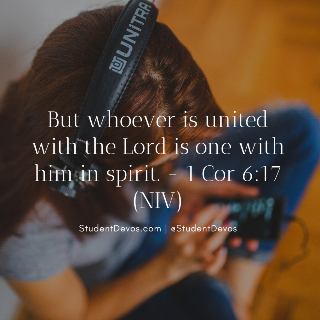 Daily Bible Verse and Devotion on Identity in Christ
