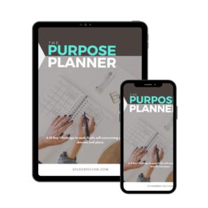 The Purpose Planner Ebook icon