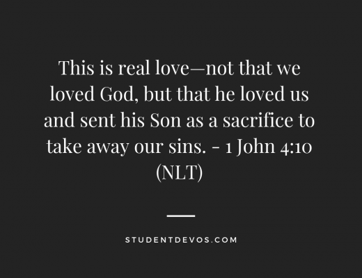 Teen Devotion on Identity And Real Love