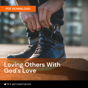 Loving Others With God's Love Discussion Questions Icon