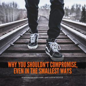 Teen Devotion on Compromise