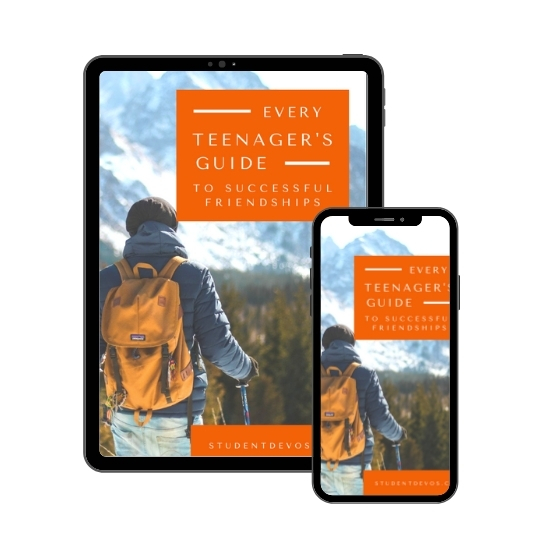E-Book - Every Teenagers Guide to Successful Friendships